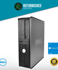 DELL OPTIPLEX 755 SFF C2D-E4600 WIN 10 HOME REFURBISHED